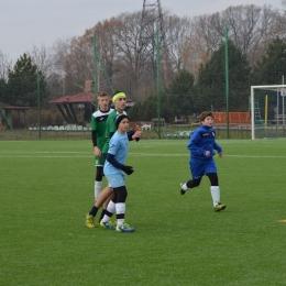 Sparing: Unia Wrocław - Forza Wrocław 6:2