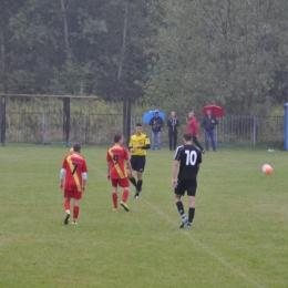 Czarni - LKS Skrobów 1-1