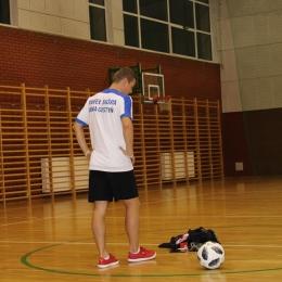 Mistrz Świata na treningu