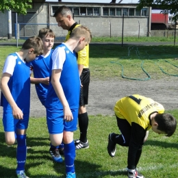 2018-04-28 Młodzik: Orla Jutrosin 1 - 7 Awdaniec Pakosław