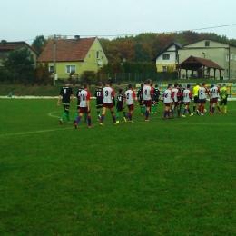 Inter Krostoszowice - Start Mszana :: Juniorzy Rybnik - 25.10.2015