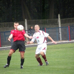 Chełminianka Basta Chełmno - Strażak Przechowo (10.10.2009 r.)