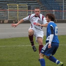 Polonia Bydgoszcz - Chełminianka Basta Chełmno (11.11.2009 r.)