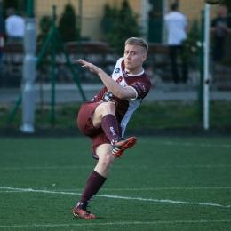 14. kolejka: Sparta Łódź - AMII Nowosolna 2:2 (0:2)