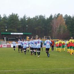 Liga - Seniorzy - Tulisia vs Nałęcz Babiak