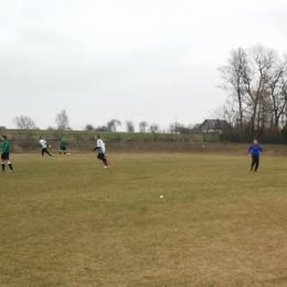 Sparing - Juniorzy - Tulisia vs Rychwał