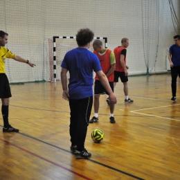28.12.2014 Halowy Turniej Piłki Nożnej o Puchar Prezesa Klubu Wicher Sadowne