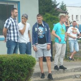 11.06.2017: Zawisza - Skra Paterek 5:3 (klasa B)