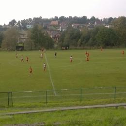 Inter Krostoszowice - MOSiR Czerwionka :: Juniorzy Rybnik - 28.09.2016