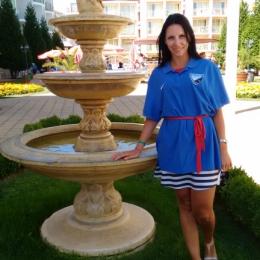 Przy fontannie