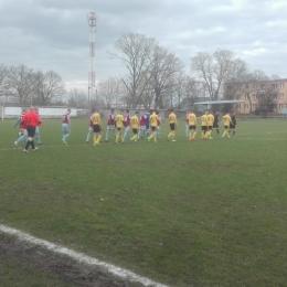 19.04.2017 Seniorzy: ŁKS Łochów - SRT Halinów 2:3 (1:1).