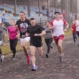 Bieg dla Niepodległej - 8 listopada 2018 r.