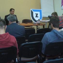 """20.06.2016: Konferencja Prasowa SP """"Zawisza"""""""