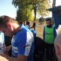 Olimpia Boruszowice - LKS ŻYGLIN
