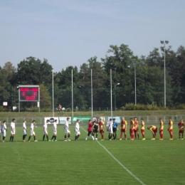 Juniorzy młodsi Piast - Sokół Niemodlin 5-0