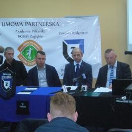 """12.04.2017: Konferencja prasowa SP  """"Zawisza"""""""