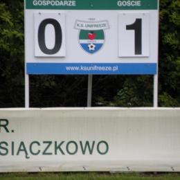 Unifreeze Misiączkowo - Chełminianka Basta Chełmno (13.06.2009 r.)