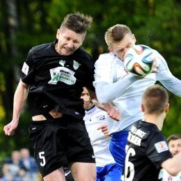 MKS Kluczbork - Rozwój Katowice 1:0, 11 maja 2016