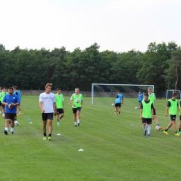 Pierwszy trening w sezonie 2018/19