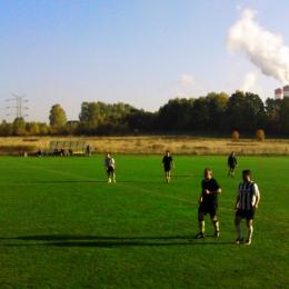 Jedność Grabownia -  Inter Krostoszowice :: B-Klasa Rybnik 24.10.2015