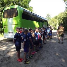 Obóz Niechorze - Turnus II, dz. 5
