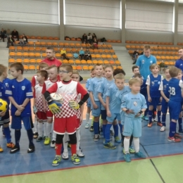 Turniej żaków 2009 w Oleśnicy 24.02.2018