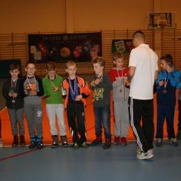 Turniej w Iławie 10.12.2016