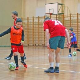 Trening Żaków z ambasadorami Fot. Szymon Stolarski