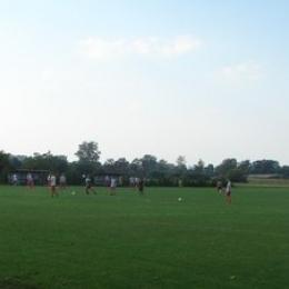 Stadion - Rożdżałów
