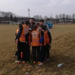 Rocznik 2005: Sparing: ŁKS Łochów - AP Ostrów Mazowiecka 0:3 (0:1)