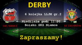 Derby z Niemcami !