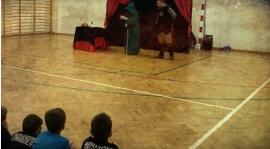 Teatr z Białegostoku w naszej szkole