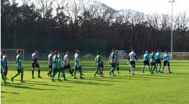 """LKS """"Sparta"""" Lubliniec vs Olimpia Huta Stara"""