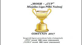 Rusza Liga MOSiR Cup