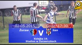 Mecz z Sanem Gorzyce zagramy 2 maja !