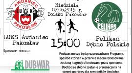 Mecz o baraże: Awdaniec - Pelikan Dębno Pl