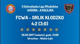 II DLM wiosna 2017 - 8 kolejka - Orlik Kłodzko (20.05.2017)