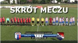 VIDEO: Skrót meczu Orlęta 3:0 Chełminianka Chełmno