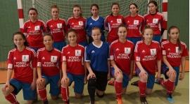 Awans do Finałów Młodzieżowych Mistrzostw Polski Futsalu Kobiet U 18 Tychach