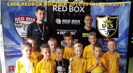 Liga REDBOX dla roczników 2012/2013/2014 - 30 marca