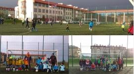 Dzisiaj graliśmy z Football Pro Academy, rocznik 2007/8 i 2009/10