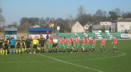 Fotorelacja z meczu Polonia - Powiślanka