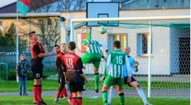 Ligowe zwycięstwo. CKS Zbiersk - Gladiatorzy Pieruszyce 1:0