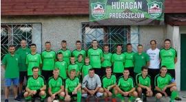 """Drodzy zawodnicy i sympatycy """"HURAGANU"""" Proboszczów."""