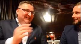 Goście Lokalnej Piłki - Sławomir Kopczewski, Czesław Michniewicz, Miłosz Stępiński