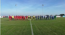 Orzeł Źlinice - KS Bodzanów-Nowy Świętów 2:0(1:0) Liga Okręgowa