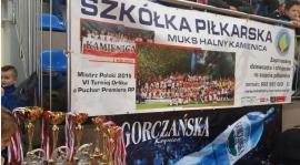 MUKS HALNY KAMIENICA - ORLIKI 2007 rocznik i IV miejsce dla SOKOŁA SŁOPNICE