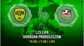LZS Lipa - Huragan Proboszczów