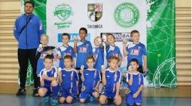 Dobry występ młodych podczas JAKO Cup