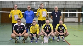 Mistrzostwa Gostynina w siatkówce - wygrana Gostynin Team